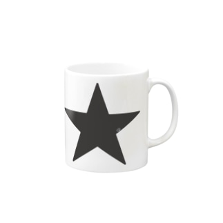 Black Star Mugs