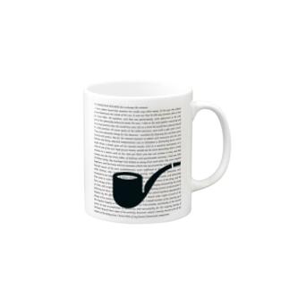 シャーロックホームズの冒険 Mugs