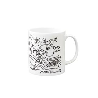 Daydream マグカップ