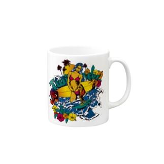 TWISTER Mugs