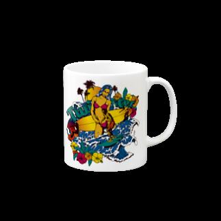 JOKERS FACTORYのTWISTER マグカップ
