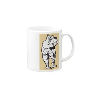 マルティの伝説(はだいろ) Mugs
