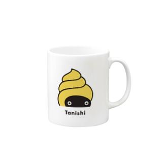 タニ氏 Mugs