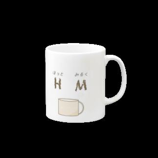 KURUMiのほっとみるく Mugs