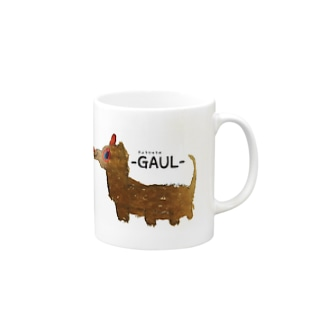 きょうりゅう犬ーGAUL- Mugs