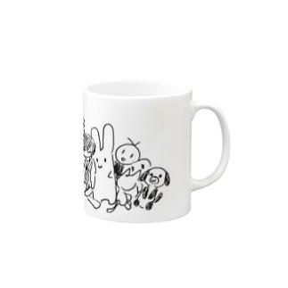おもちゃ Mugs