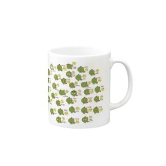ギャのっぴーいっぱい Mugs