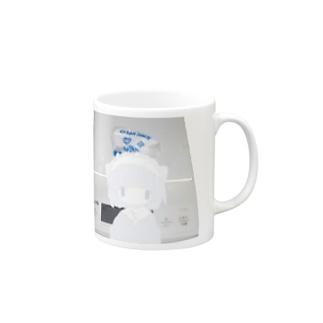 ひゃ– マグカップ
