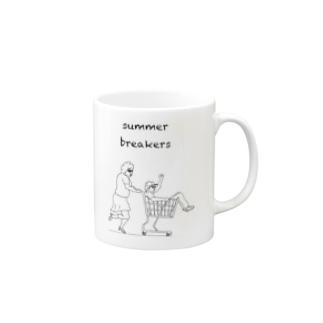SUMMERブレーカーズシリーズ Mugs