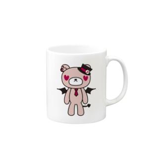 piNk bEaR Mugs