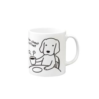コーヒー&スナック マグカップ