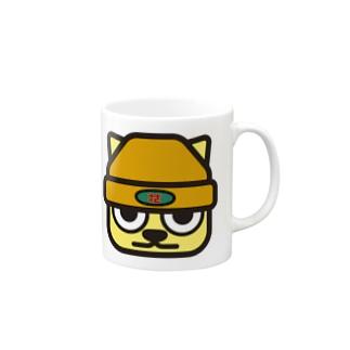 パ紋No.3272 花 Mugs