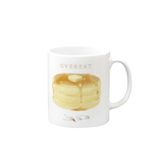 OVEREAT Mugs