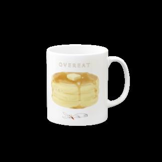 TOKO * BUSIのOVEREAT Mugs