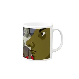 ghetto マグカップ