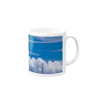 夏空 Mugs