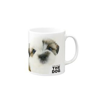THE DOG[シー・ズー] Mugs