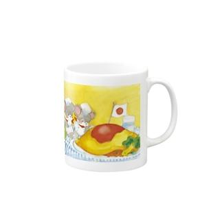 つまみぐい Mugs