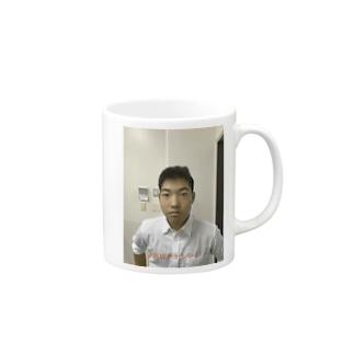 イケてるトンカチくん Mugs