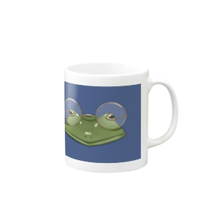 めがねかえる Mugs