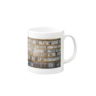 知識欲 Mugs