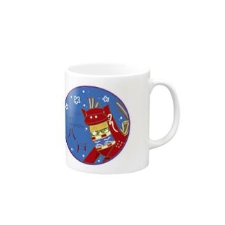 FS 八戸 Mugs