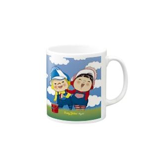 なかよしなんやで Mug