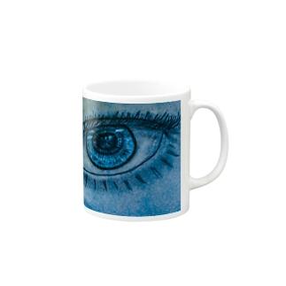カラコン Mugs