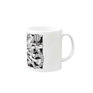 友へ捧ぐ Mugs