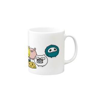 ボールフレンズ Mugs