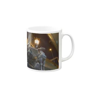 麒麟 Mugs