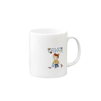 CHIPPERくん Mugs