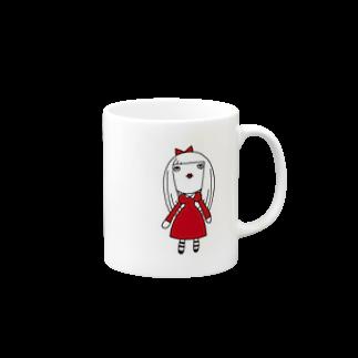 コルメキッサ☆コルメさんのコルメさんシリーズ Mugs