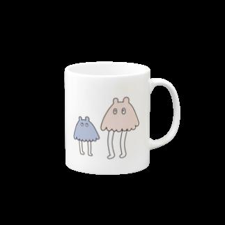 ま郎のメンダコ Mugs