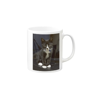 にゃん吉マグカップ Mugs