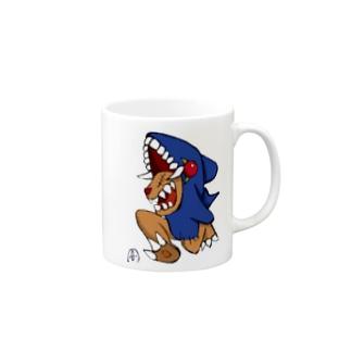 ペンギンクマイルカ Mugs