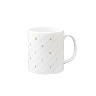 モノグラム(ロゴ) Mugs