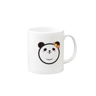 Panda Lele&Hehe Mugs