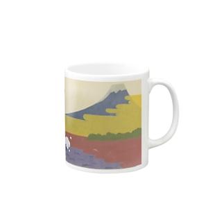 東海道田子之浦から Mugs