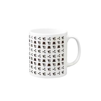 モノグラマグ Mugs