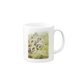 チキンロール Mugs