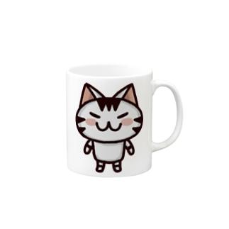 ボンcolor Mugs