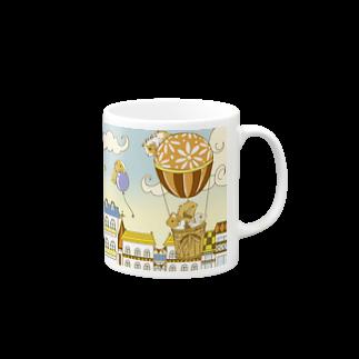 Lichtmuhleのguineapig carnival2018 Mugs
