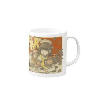 COFFEE BREAK マグカップ