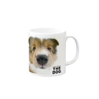 THE DOG[シェットランド・シープドッグ] Mugs