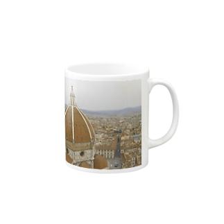 フィレンツェ Mugs