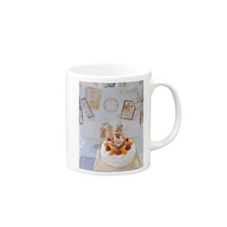 お誕生日 Mugs