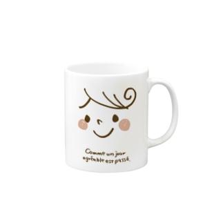 素敵な一日になりますように! Mugs