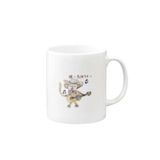 王子コップ Mugs