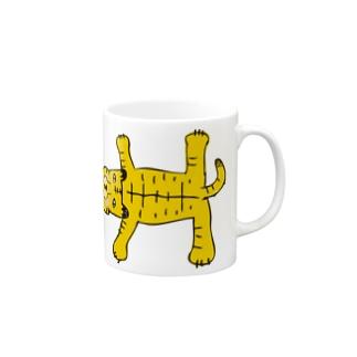 おまぬけなトラさん Mugs